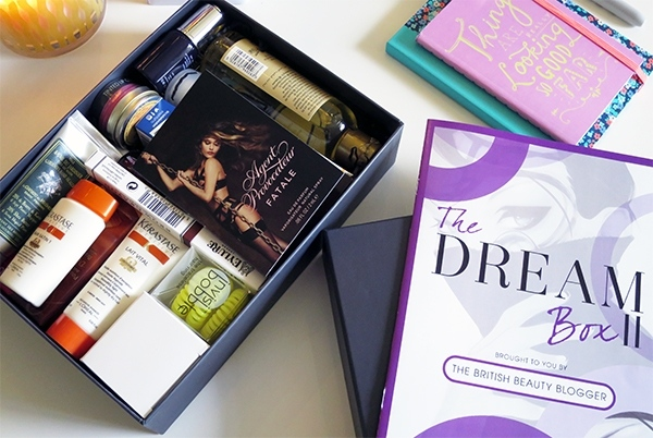 Contents of The Dream Box