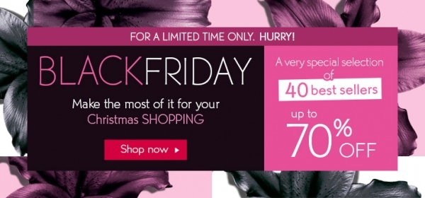 Yves Rocher Black Friday Sale