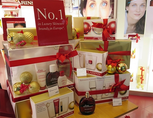 Clarins Store Manchester Airport