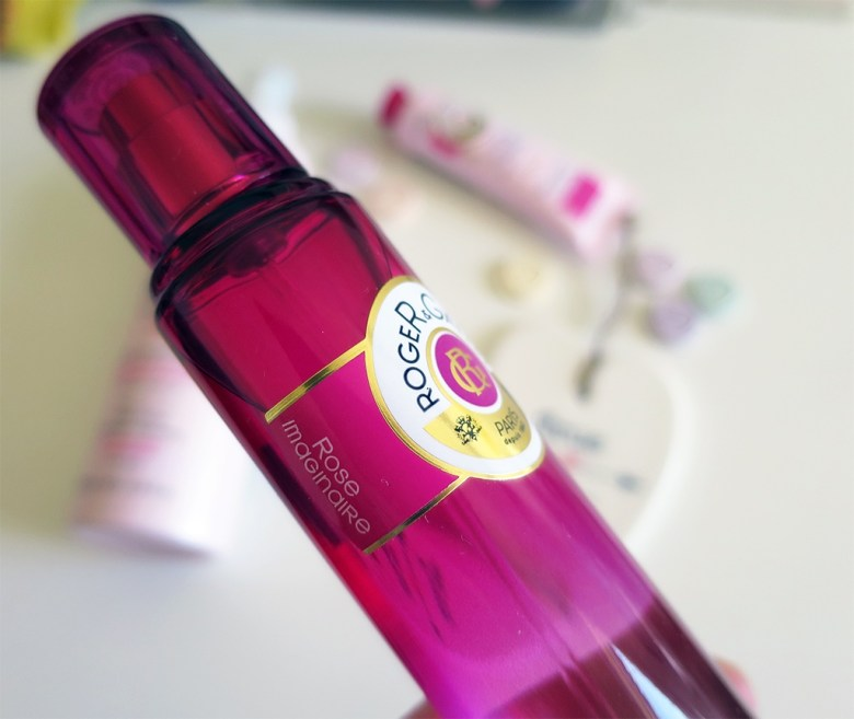 Roget and Gallet Rose Perfume