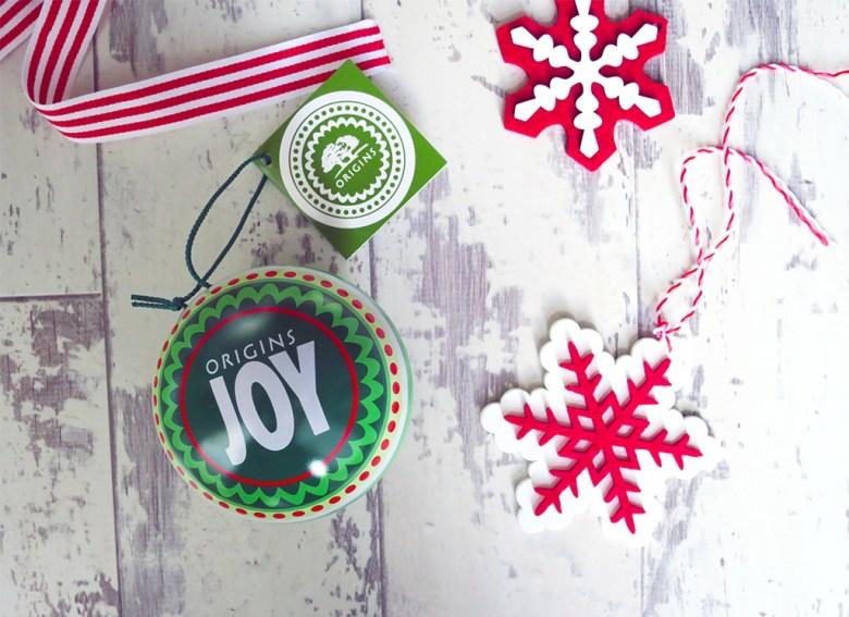 Origins Ornament Christmas Bauble