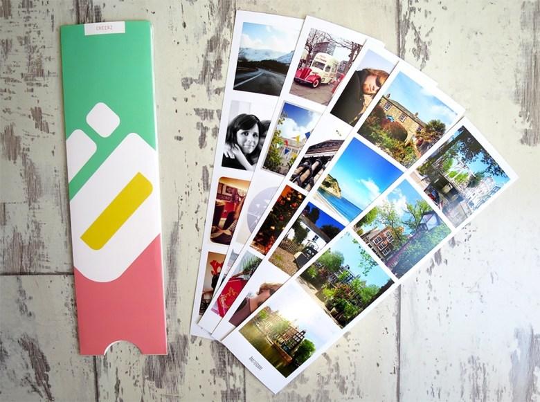 Instagram Prints from Cheerz