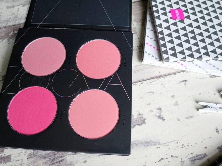Zoeva Pink Spectrum Blush Palette
