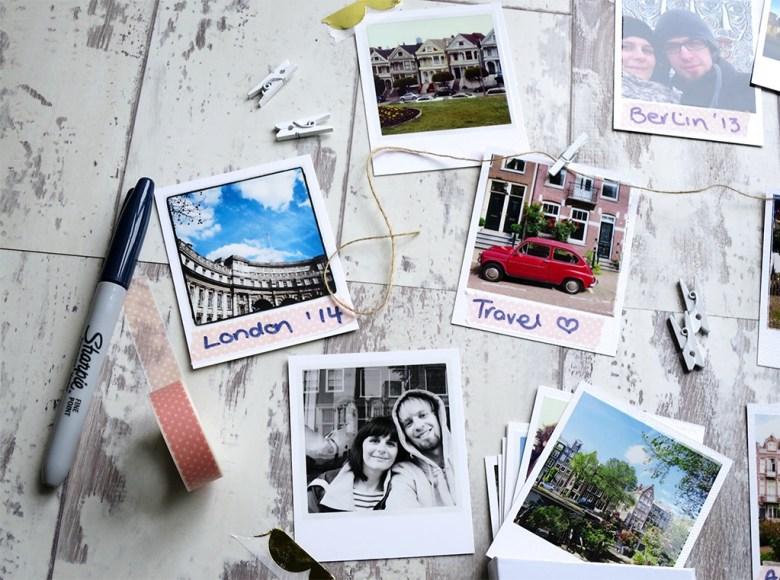 Cheerz Polaroid Photos
