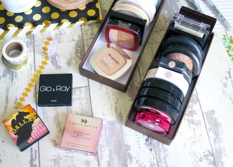 Face Powder Collection