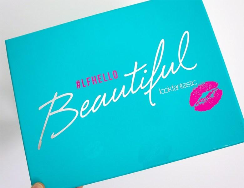 May 2016 Look Fantastic Beauty Box