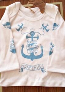 LTM Giveaway: Hide & Peek Ahoy! Tshirt