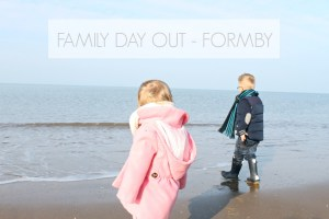 Family Day Out – Formby