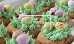 Easter Snickerdoodle Cookies ~ Recipe