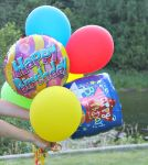 A Circus birthday party – turning 2 & 4 years old