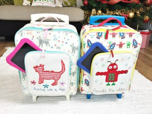 Becoming independent with the Pink Lining Wheelie Cases
