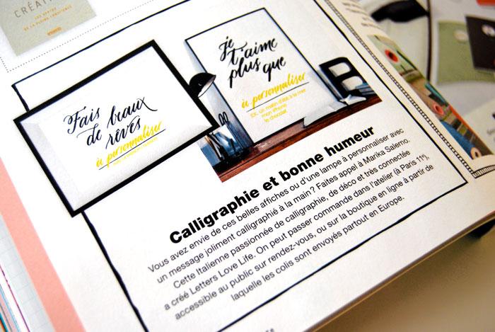 Parution-Affiches-calligraphiées-Letters-Love-Life-Flow-Magazine-France-février2016-closeup
