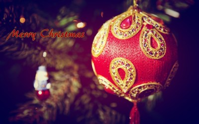 Merry Christmas Free HD Wallpapers - Let Us Publish
