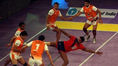 Pro-Kabaddi Matches Schedules and Photos