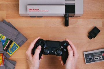 NES artık birçok kablosuz kumanda ile oynanabilir!