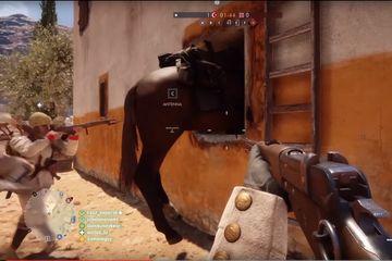 Battlefield 1'in bug'larından fragman yaptılar!