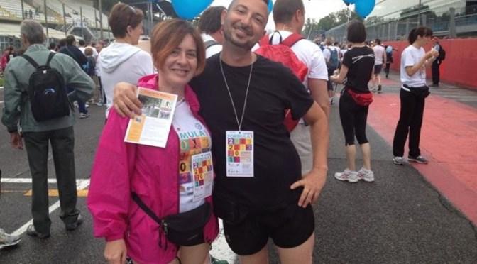Cristina Salardi e Giansalvatore Morgese
