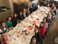 December 2017 Lunch at Artistry