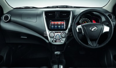 New Perodua Axia SE - lexpresscars.mu