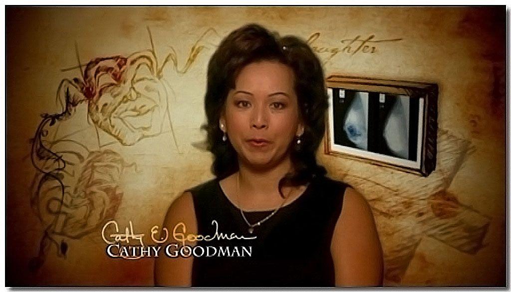 Testimonio de Curación de Cathy Goodman (Salud)