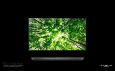 LG OLED65W8PUA: 65 Inch Class LG SIGNATURE OLED TV W8 - 4K HDR Smart TV w/ AI ThinQ® | LG USA