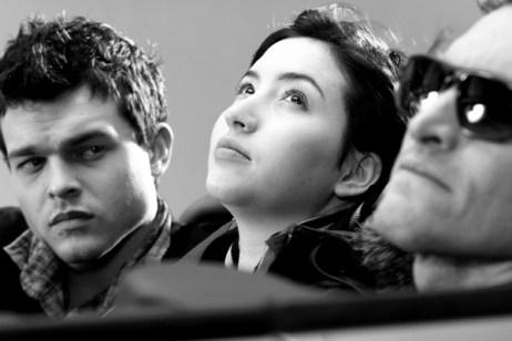 Alden Ehrenreich  ,  Sofía Castiglione  ,  Vincent Gallo