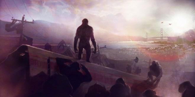 [Critique DVD]  «La planète des singes : les origines»