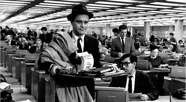 «La garçonnière» de Billy Wilder . Critique Cinéma