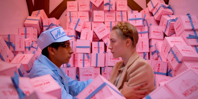 « The grand Budapest Hotel » Critique cinéma