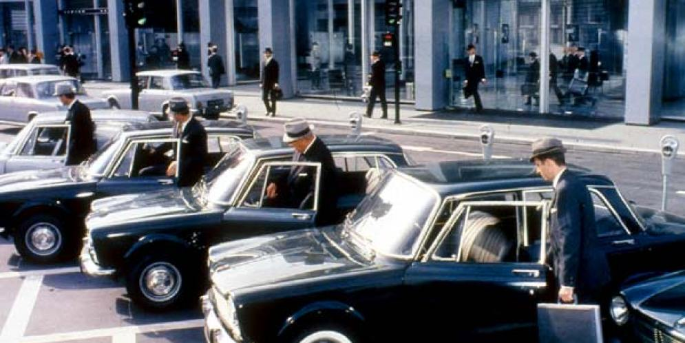 « Playtime » de Jacques Tati. Critique DVD