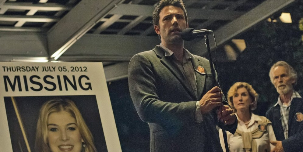 « Gone girl » de David Fincher, critique cinéma
