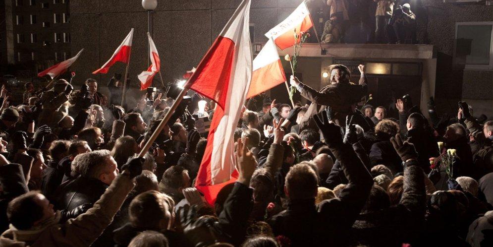 «L'homme du peuple» de Andrzej Wajda, critique cinéma