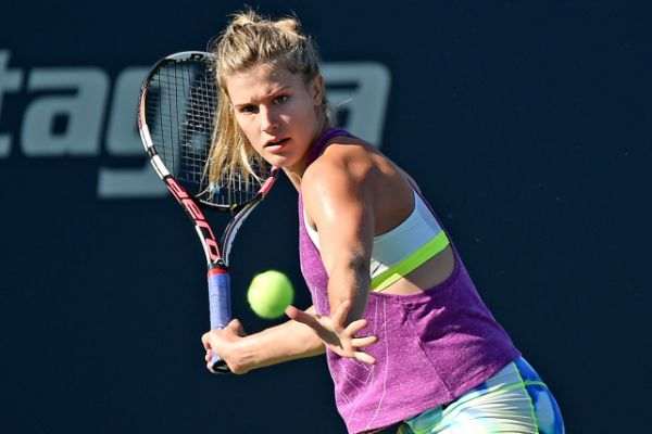 US Open: Eugenie Bouchard will face Alison Riske