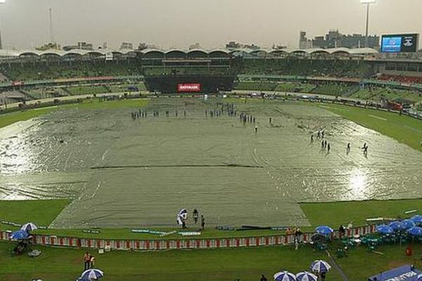 Bangladesh and South African captains decide against forfeiting their innings in rain-hit Test