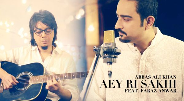 Abbas Ali Khan latest video of the single 'Aey ri sakhi' from his album 'Tamaam Alam Mast' released