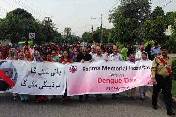 Dengue Day Fatima Memorial Hospital