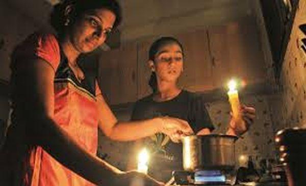 power outage in hyd