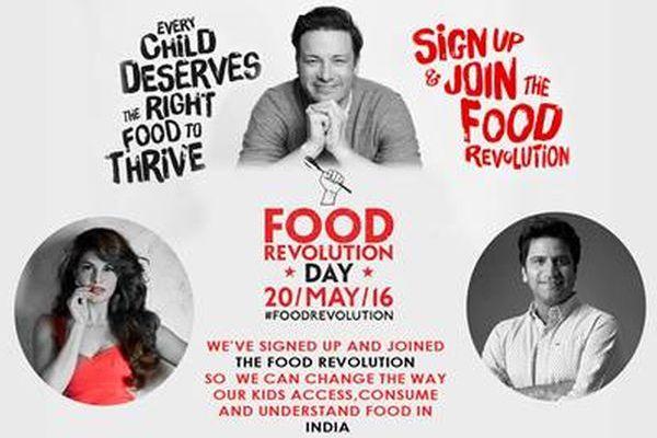 Food Revolution Day