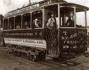 Brookland Streetcar