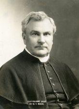 CUA Rector Denis O'Connell