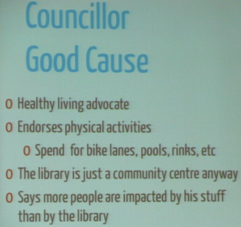 Councillor Good Cause