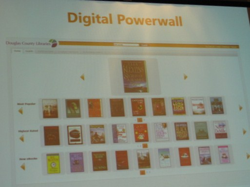 Digital Powerwall