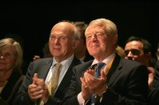 Vince Cable and Paddy Ashdown