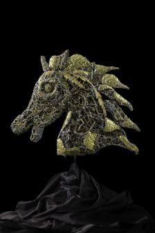 Cavallo-con-folta-criniera-2014-60x73