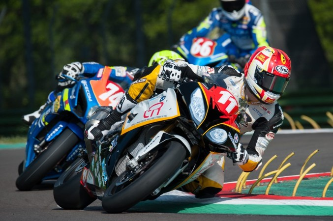 DMR Racing - Matteo Ferrari