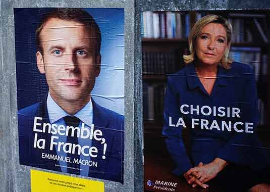 Risultato di Le Pen, politica si dia una mossa