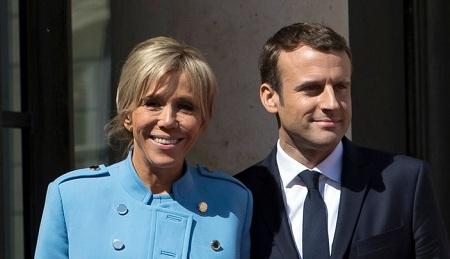 Brigitte Macron non avrà lo status da première dame