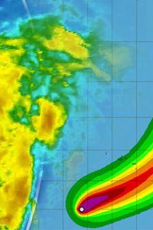 Ophelia-uragano
