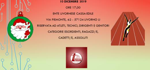 Festa 2019 Libertas runners Livorno