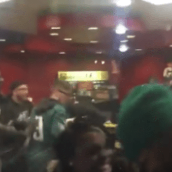 Eagles Fans Inflict Mayhem on Philly After Super Bowl Win